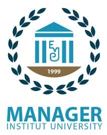 MANAGER UNIVERSITY Logo