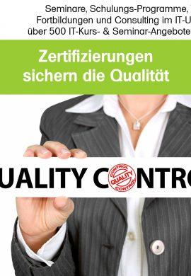 Zertifizierung PROTRANET